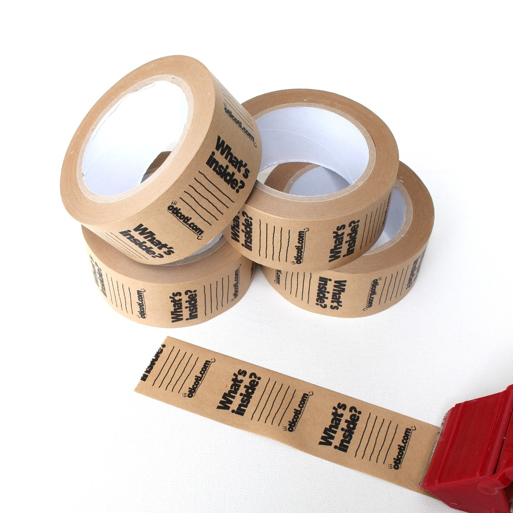 OTICOTI SIGNATURE BOX TAPE (Craft Paper)
